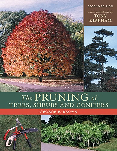 9780881926132: The Pruning of Trees, Shrubs, and Conifers