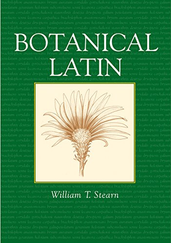 Botanical Latin: Stearn, William