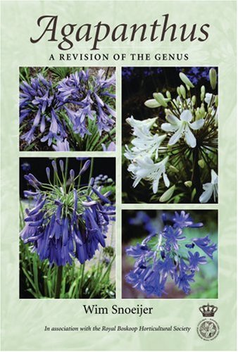 Agapanthus: A Revision of the Genus: Snoeijer, Wim