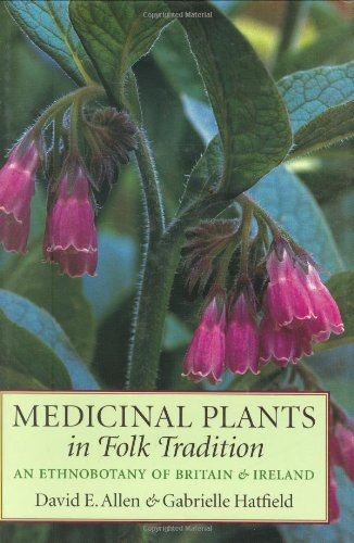 9780881926385: Medicinal Plants in Folk Tradition: An Ethnobotany of Britain and Ireland