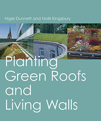 9780881926408: Planting Green Roofs and Living Walls