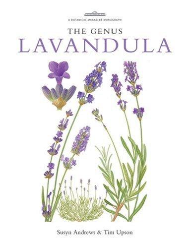 9780881926422: The Genus Lavandula