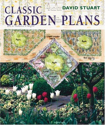 9780881926439: Classic Garden Plans
