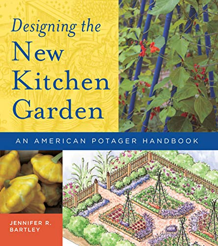 9780881927726: Designing the New Kitchen Garden: An American Potager Handbook
