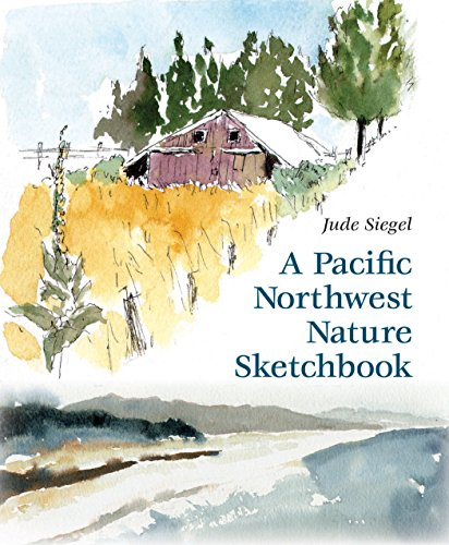 9780881927917: A Pacific Northwest Nature Sketchbook
