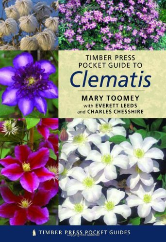 9780881928143: Timber Press Pocket Guide to Clematis (Timber Press Pocket Guides)