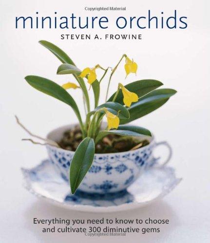 9780881928365: Miniature Orchids