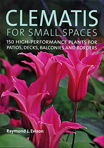 9780881928518: Clematis for Small Spaces: 150 High-performance Plants for Patios, Decks, Balconies and Borders