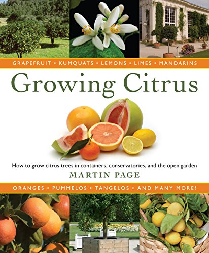 9780881929065: Growing Citrus: The Essential Gardener's Guide