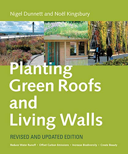 9780881929119: Planting Green Roofs and Living Walls