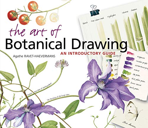 The Art of Botanical Drawing: An Introductory Guide: Agathe Ravet-Haevermans