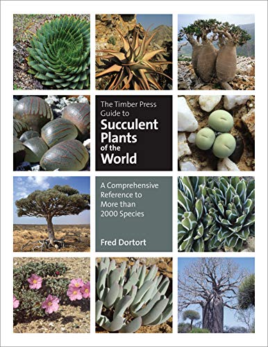 9780881929959: The Timber Press Guide to Succulent Plants of the World: A Comprehensive Reference to More Than 2000 Species