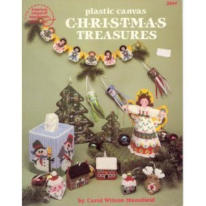 9780881951523: Plastic Canvas Christmas Treasures (3044) [Taschenbuch] by Carol Wilson Mansf...