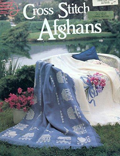 9780881951882: Cross Stitch Afghans
