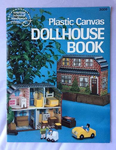 9780881951912: Dollhouse Book - Plastic Canvas Pattern Book - #3008