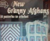 9780881952087: New Granny Afghans 10 Patterns to Crochet