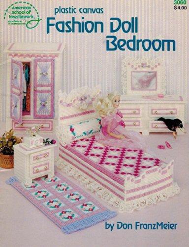 PLASTIC CANVAS} Plastic Canvas Fashion Doll Bedroom: FranzMeier, Don {Designs