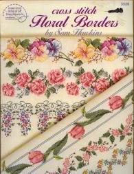 9780881952339: Cross Stitch Floral Borders, 3538