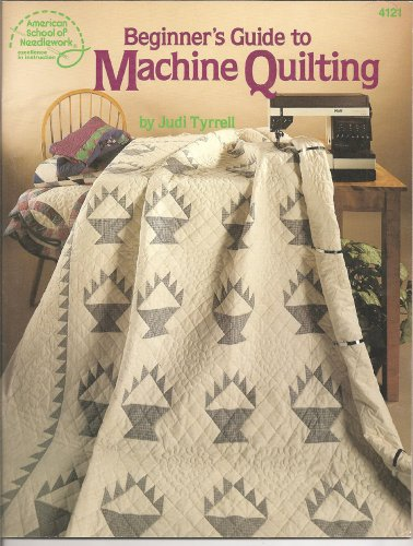 9780881952827: Beginners Guide to Machine Quilting