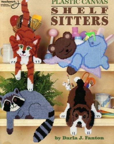 9780881953688: Plastic Canvas Shelf Sitters (#3097)