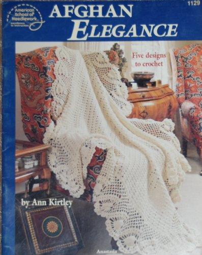 9780881954524: Afghan Elegance