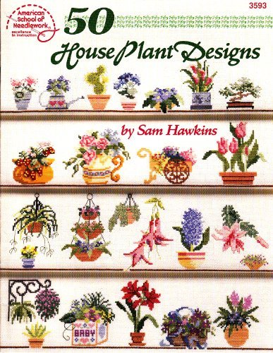 50 house plant designs: Sam Hawkins