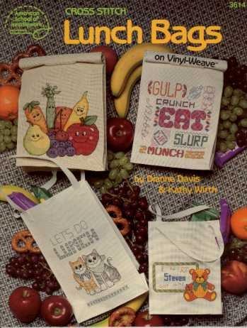 9780881955255: Lunch bags: On vinyl-weave