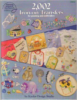 9780881955408: 2,002 Iron-on Transfers for Painting and Embroidery