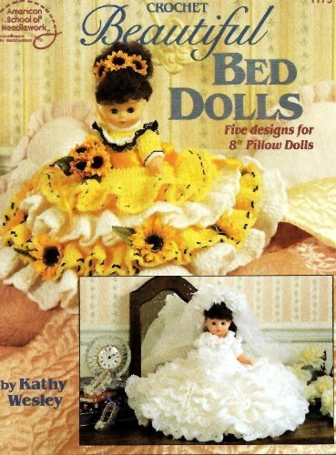 9780881955910: Crochet Beautiful Bed Dolls: Five Designs for 8