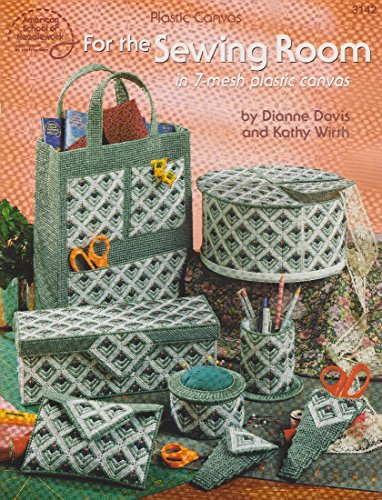9780881956078: Plastic Canvas for the Sewing Room