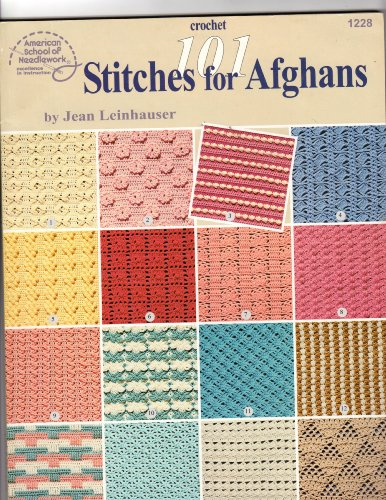 9780881957631: 101 Stitches for Afghans