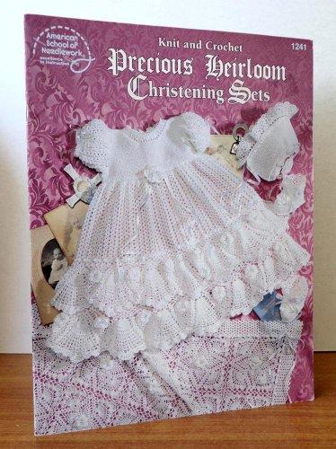 9780881957976: Precious Heirloom Christening Sets : Knit and Crochet
