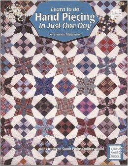 9780881958003: Learn to do hand piecing in just one day