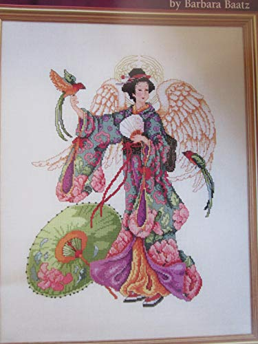 9780881959048: Japanese Angel (Cross Stitch Masterpiece Collection) #3724