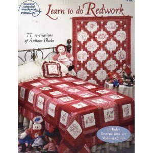 9780881959154: Learn to Do Redwork