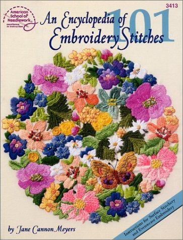 9780881959215: An Encyclopedia of 101 Embroidery Stitches