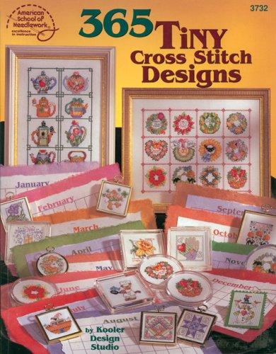 9780881959437: 365 Tiny Cross Stitch Designs