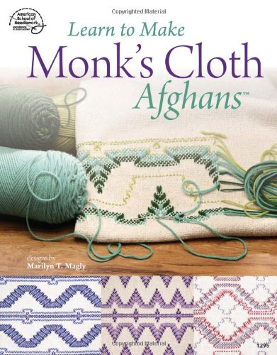 9780881959444: Learn to Make Monk's Cloth Afghans
