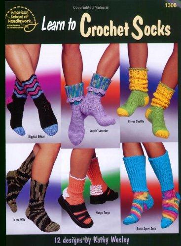 9780881959642: Learn to Crochet Socks