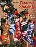 9780881959901: Crochet Christmas stockings