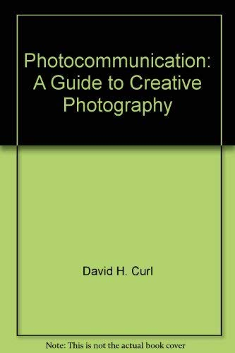 9780881960006: Photocommunication: A Guide to Creative Photography