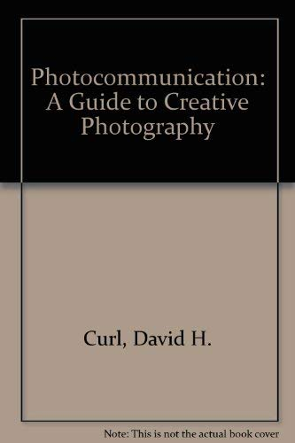 9780881960044: Photocommunication: A Guide to Creative Photography