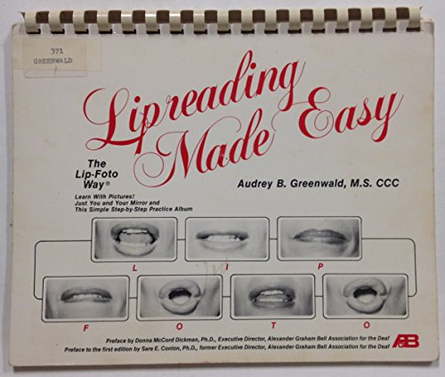 9780882001562: Lipreading Made Easy: The Lip-Foto Way