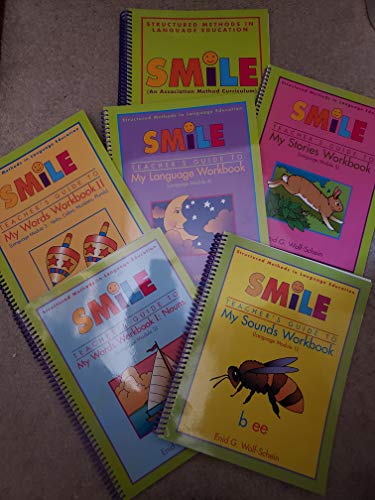 9780882002194: Smile Structured Methods In Language Education: An Association Method Curriculum