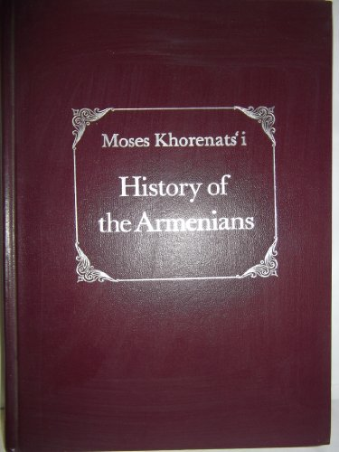 9780882061115: History of the Armenians