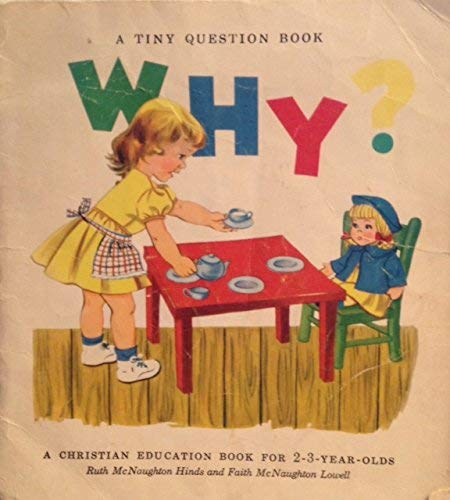 9780882070643: Why ; a Tiny Question Book