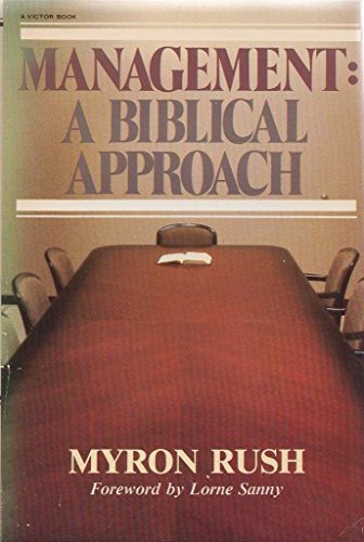 9780882076072: Management: A Biblical Approach
