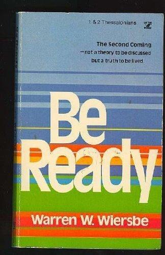 9780882077826: Be ready