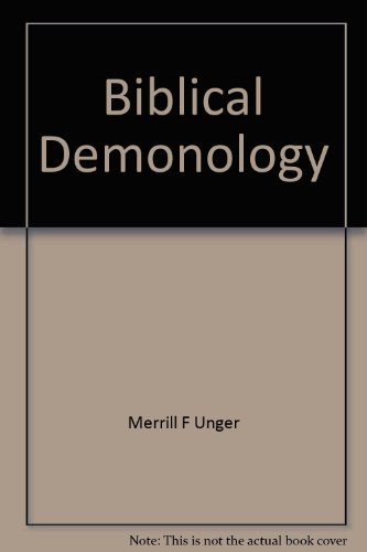 9780882078045: Biblical Demonology