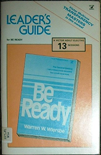 9780882079974: Be Ready Leaders Guide
